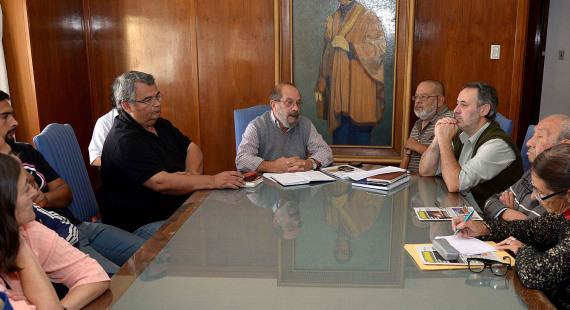 Reunion del Subsecretario DDHH con Organismos por el D2