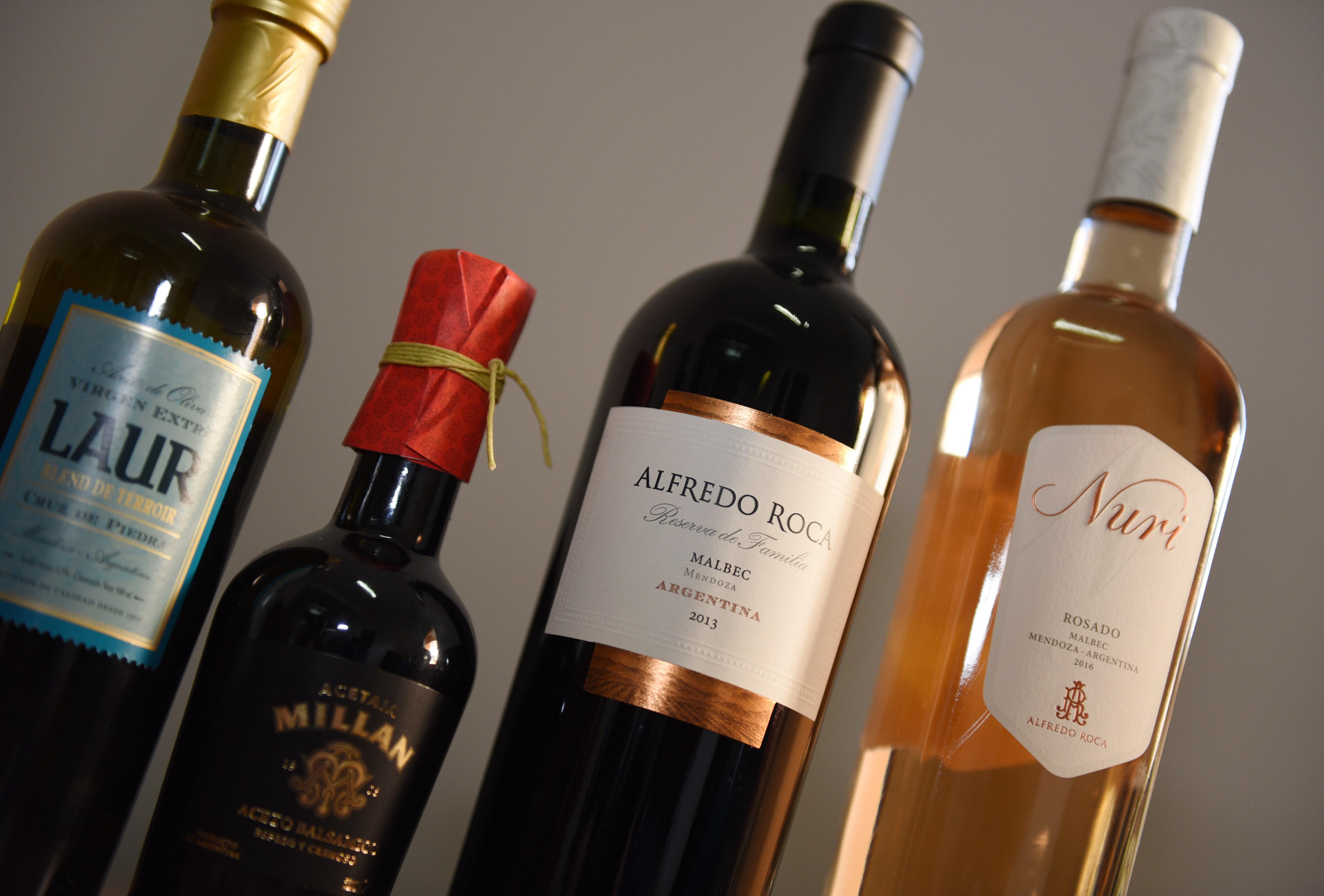 Vinos, grapas y aceites premium serán los obsequios del Gobierno de Mendoza para los presidentes y cancilleres que asisten a la Cumbre del Mercosur